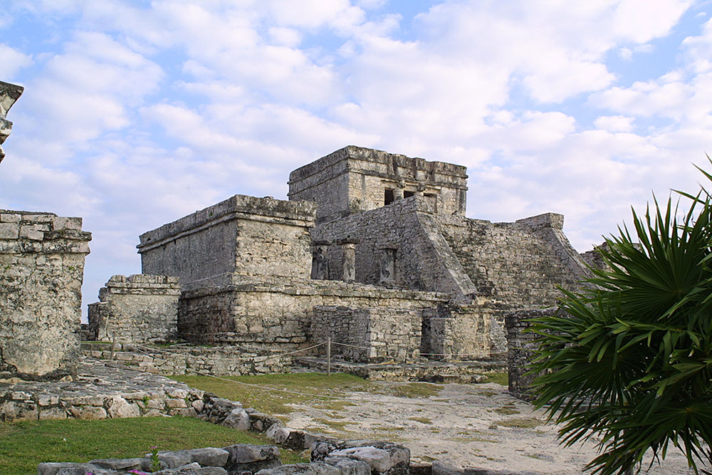 Tulum Archaeological Site Visit The Ruins At Tulum