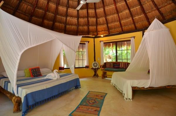 Hemingway Tulum, Jungle cabana