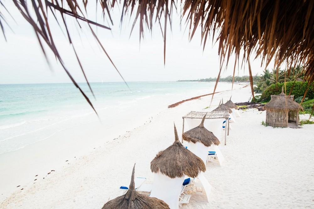 al cielo hotel - the beach