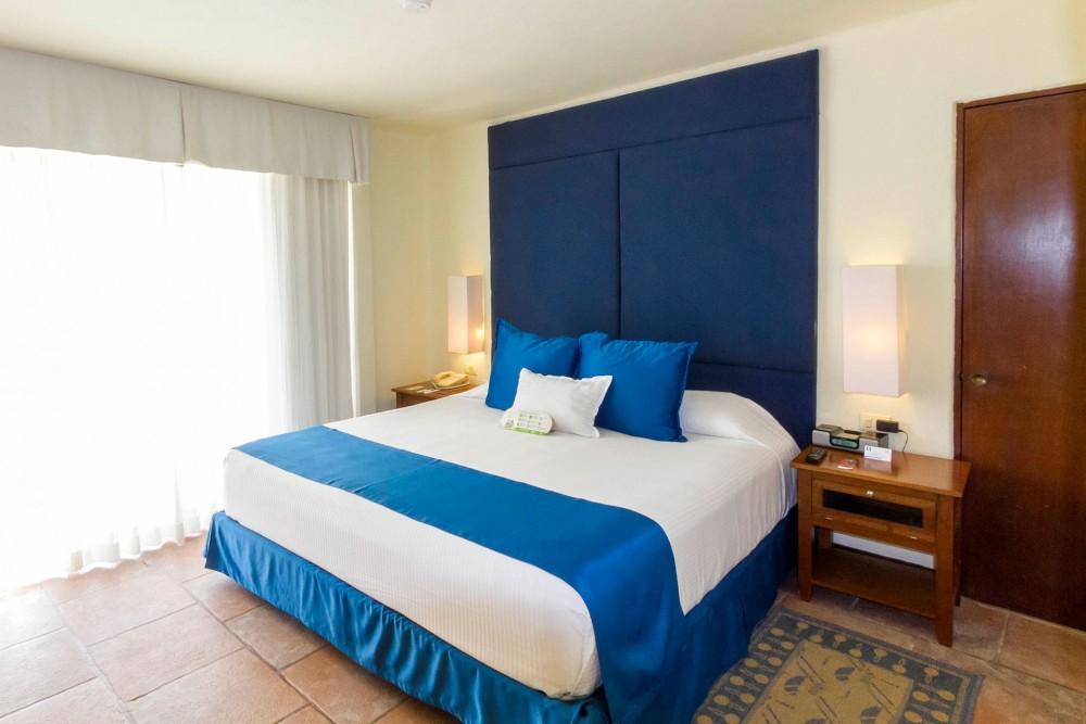 Azul Beach, the Deluxe rooms