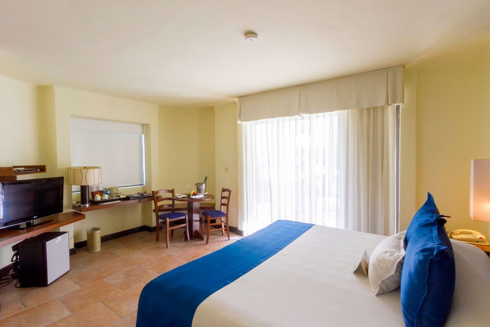 Azul Beach, the Deluxe rooms