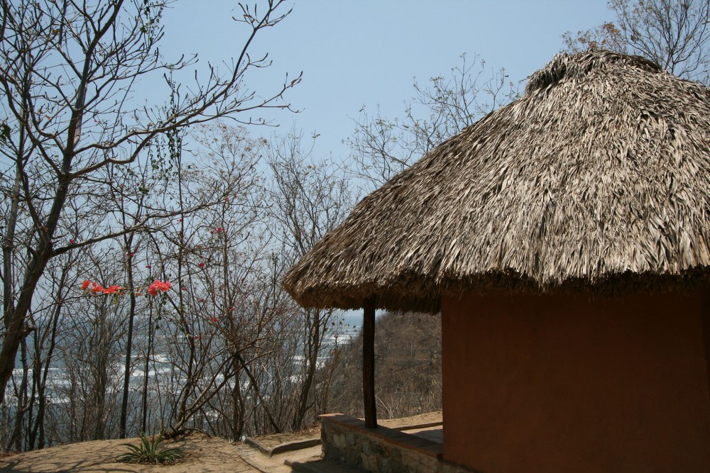 Bahia de la Luna, Oaxaca coast, One bedroom cabana