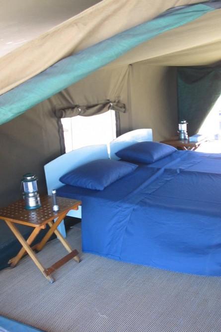 Baja Camp, isla Espiritu Santo