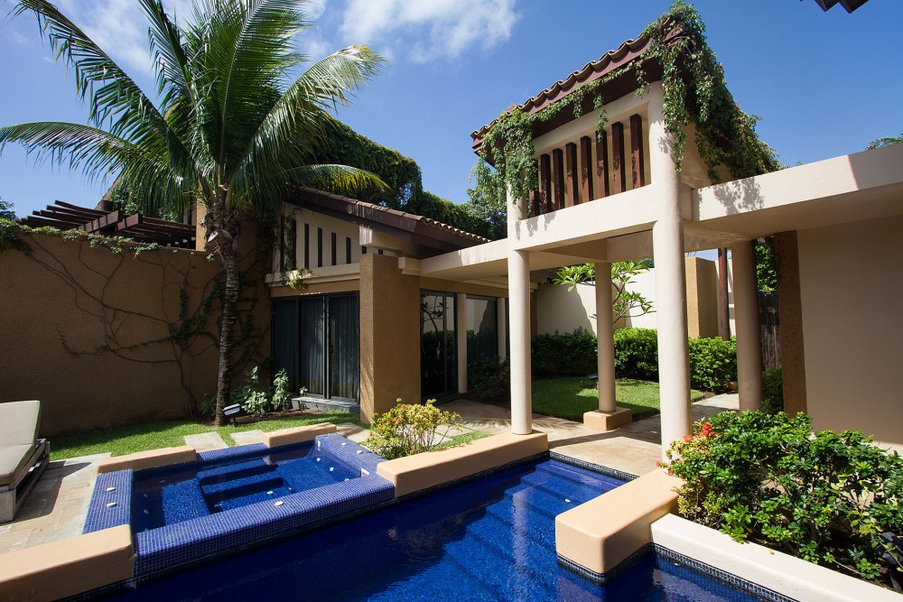 Banyan Tree Mayakoba, One bedroom Sanctuary Villa