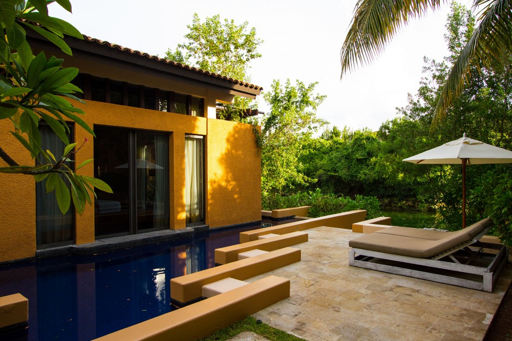 Banyan Tree Mayakoba, One bedroom villa