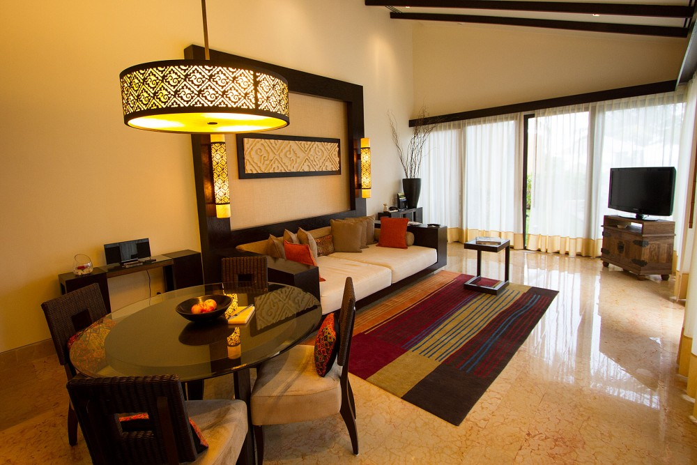 Banyan Tree Mayakoba, Three Bedroom Villa