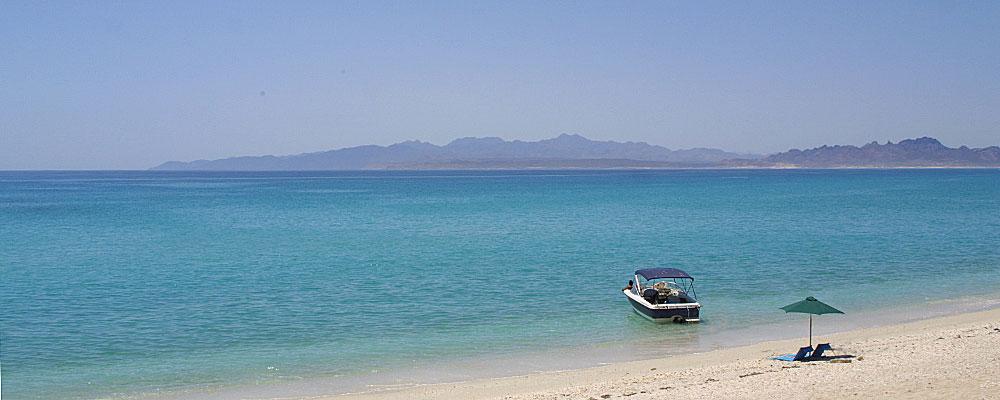 Beach, Isla Espiritu Santo