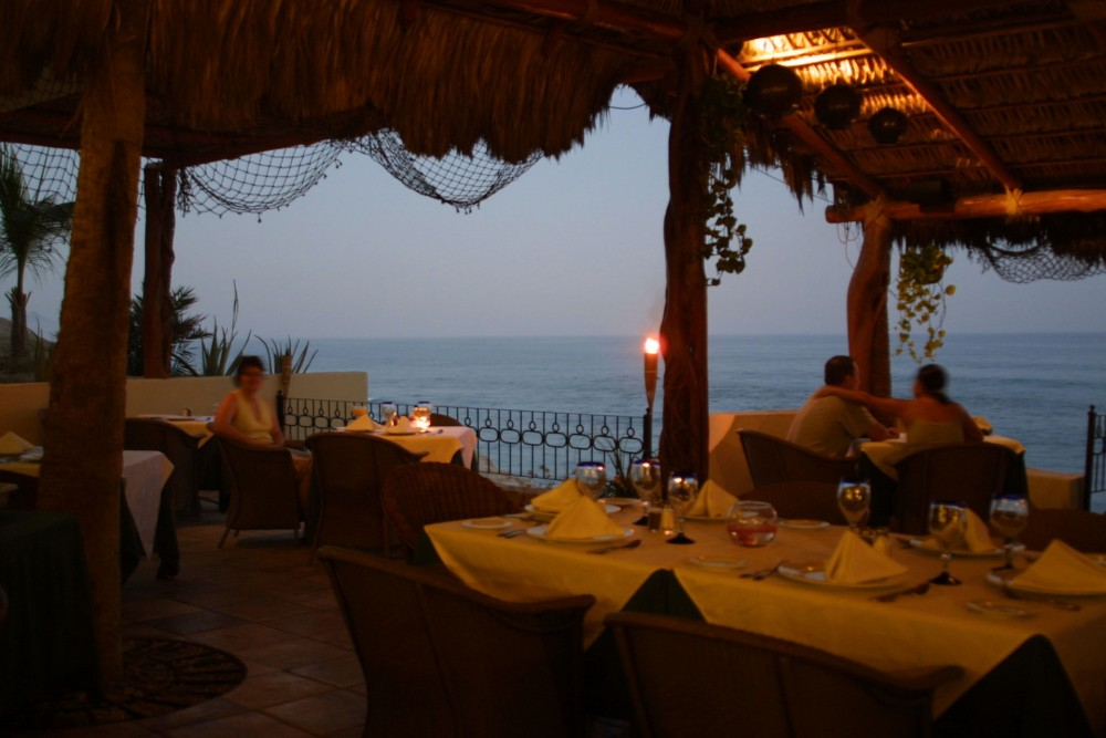 Cabo Surf Hotel, San Jose del Cabo, the restaurant