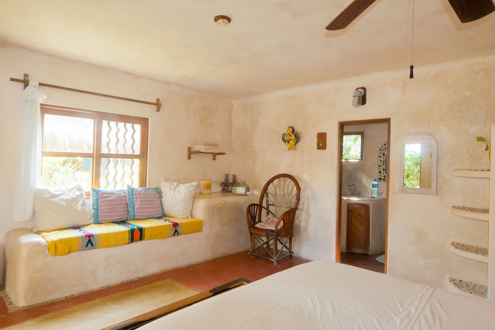 calaluna tulum, king room