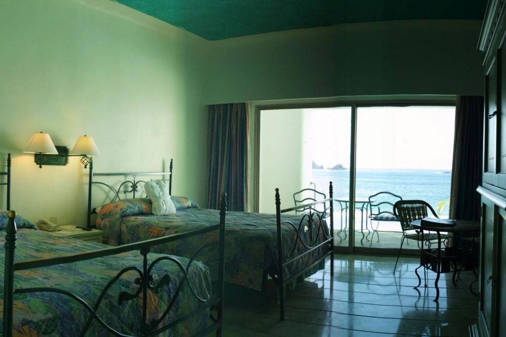 Camino Real Zaashila, Deluxe room