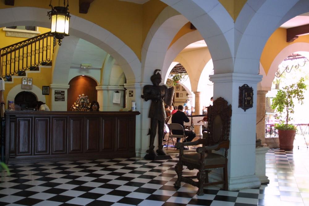 Hotel Caribe, Merida
