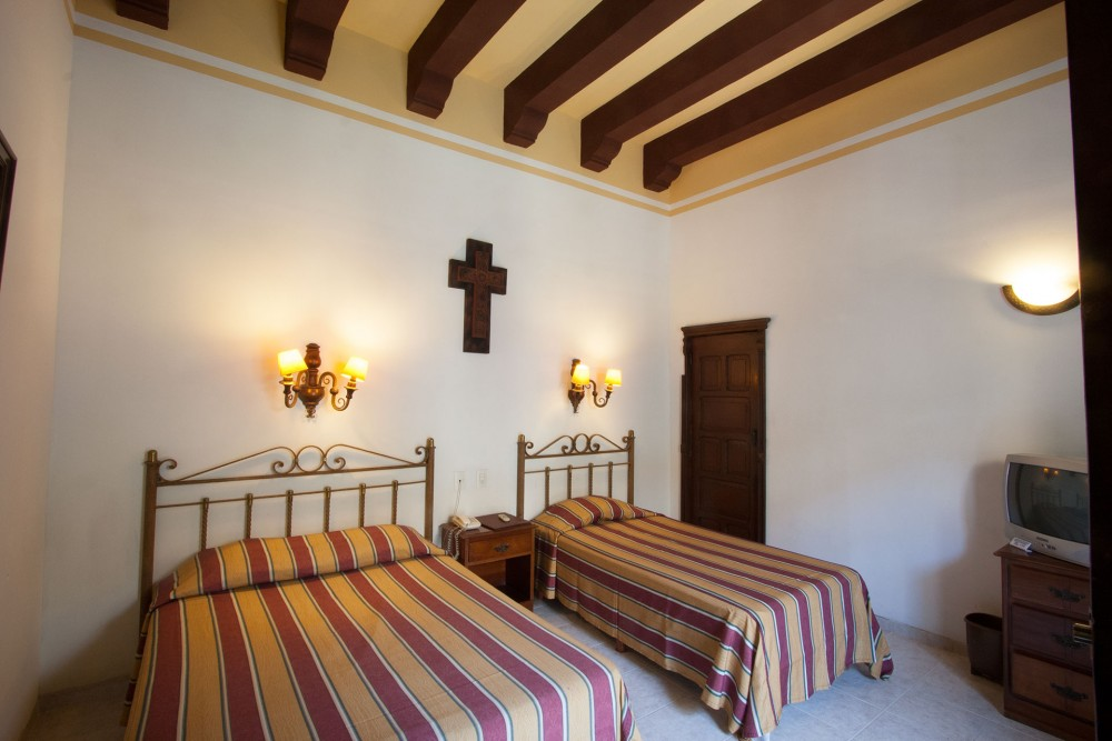 Hotel Caribe, Merida, a Standard room