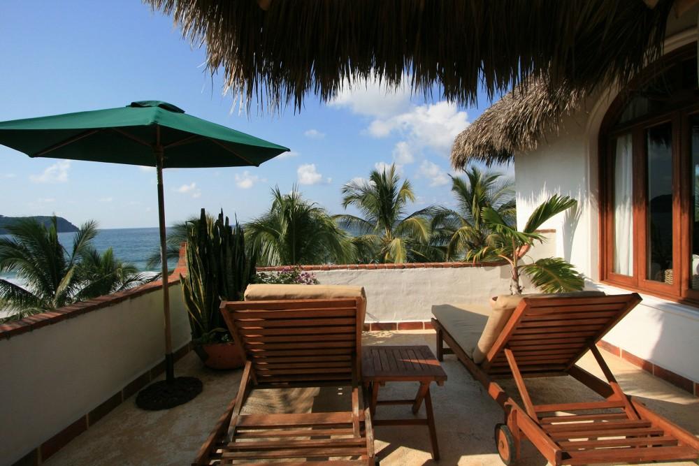 Casa de Mita, Punta Mita, Penthouse suite