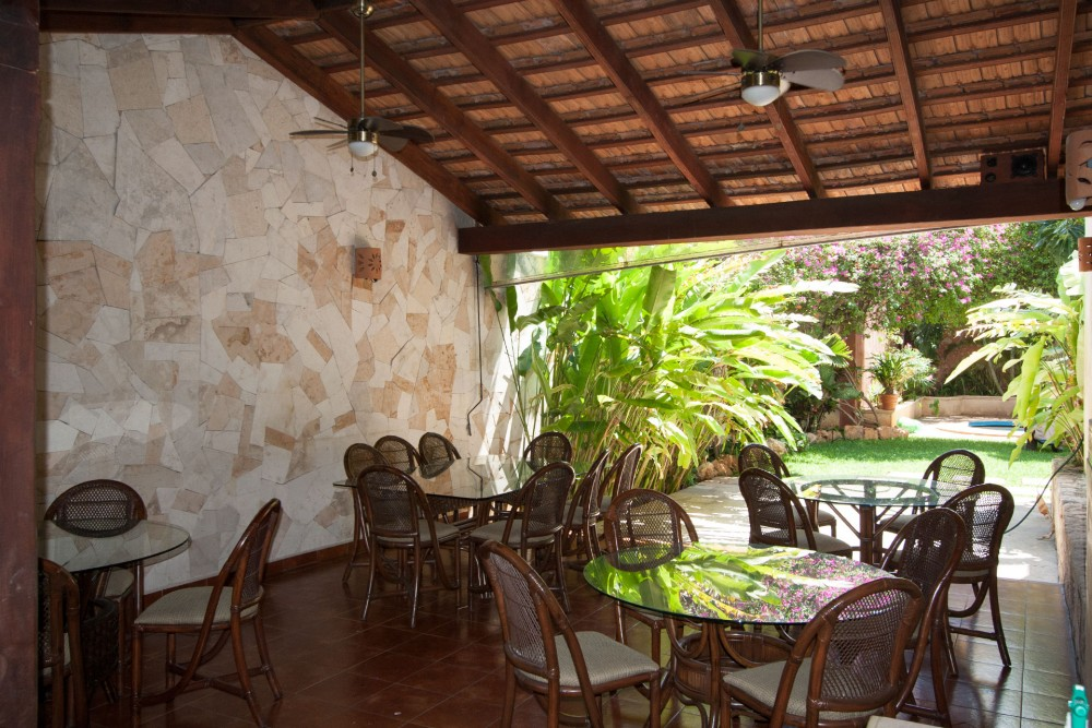 Casa del Balam, Merida, restaurants