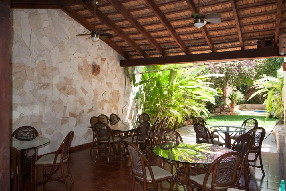 Casa del Balam, Merida, restaurants