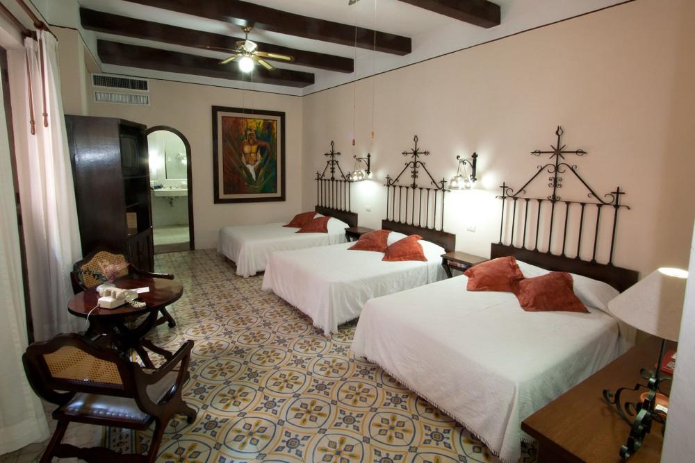 Casa del Balam, Merida, room 111