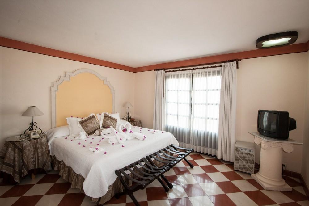 Casa del Balam, Merida, Honeymoon room