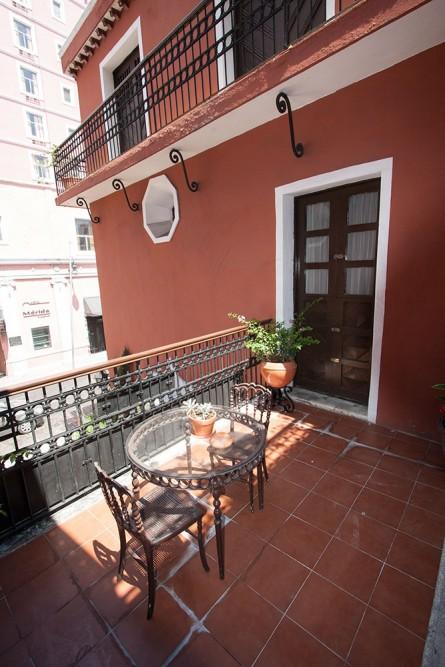 Casa del Balam, Merida, Suite 110