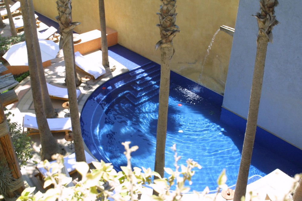 Casa Natalia, San Jose del Cabo, the pool
