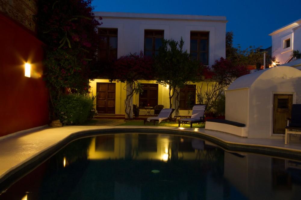 Casa Oaxaca, suite