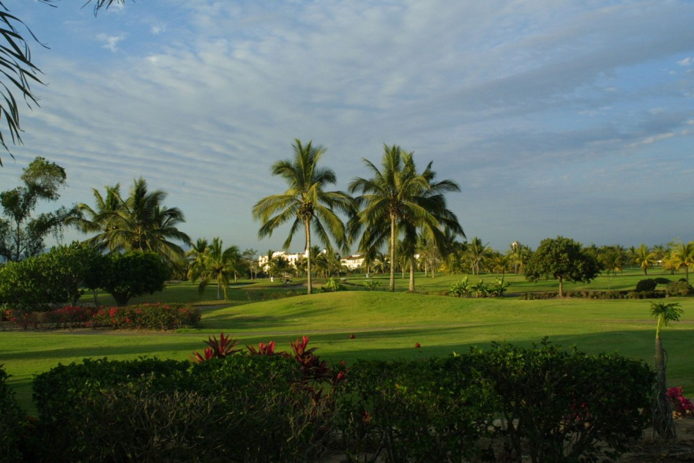 Casa Velas Hotel Boutique Puerto Vallarta, the golf club