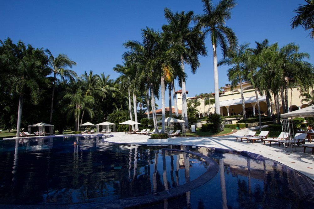 Casa Velas Hotel Boutique Puerto Vallarta, the pool