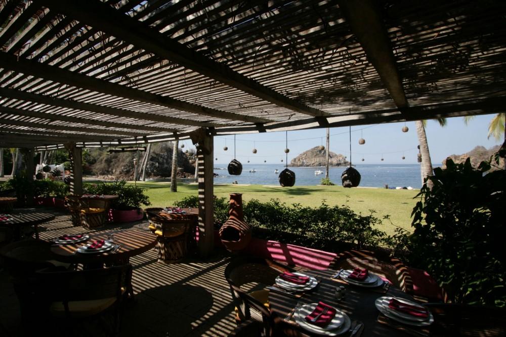 Playa Rosa Restaurant, near Casitas de las Flores and Playa Rosa Bungalows