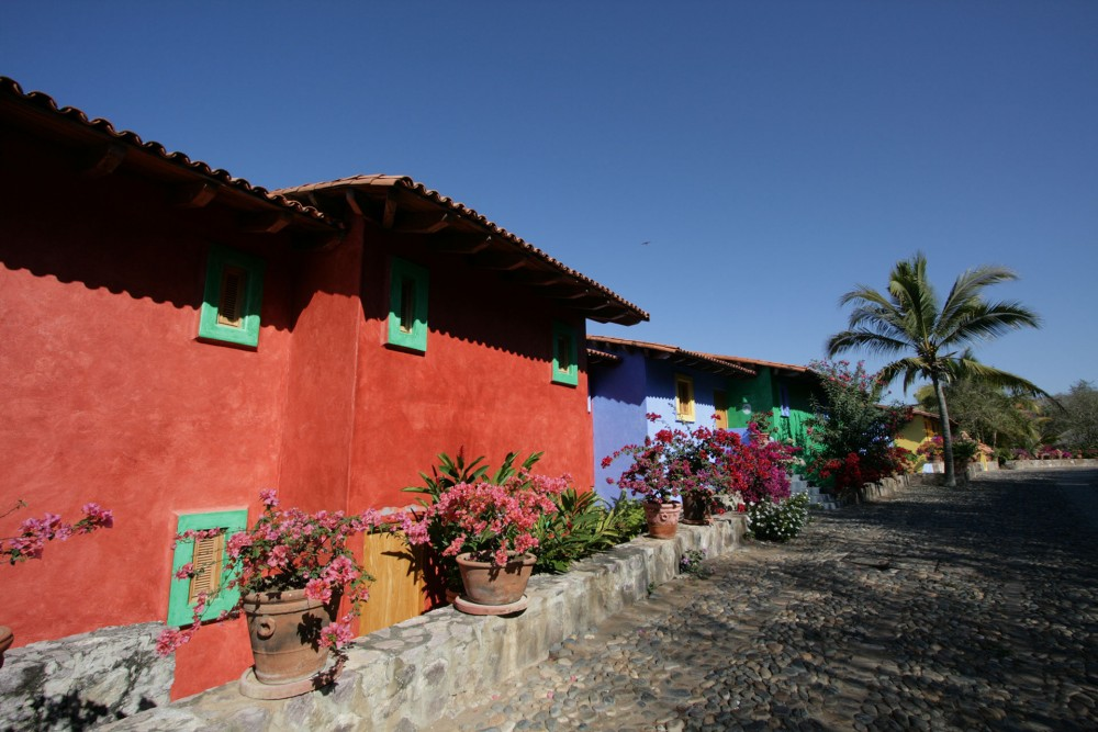 Casitas de las Flores, Costa Careyes, Two Bedroom Casita