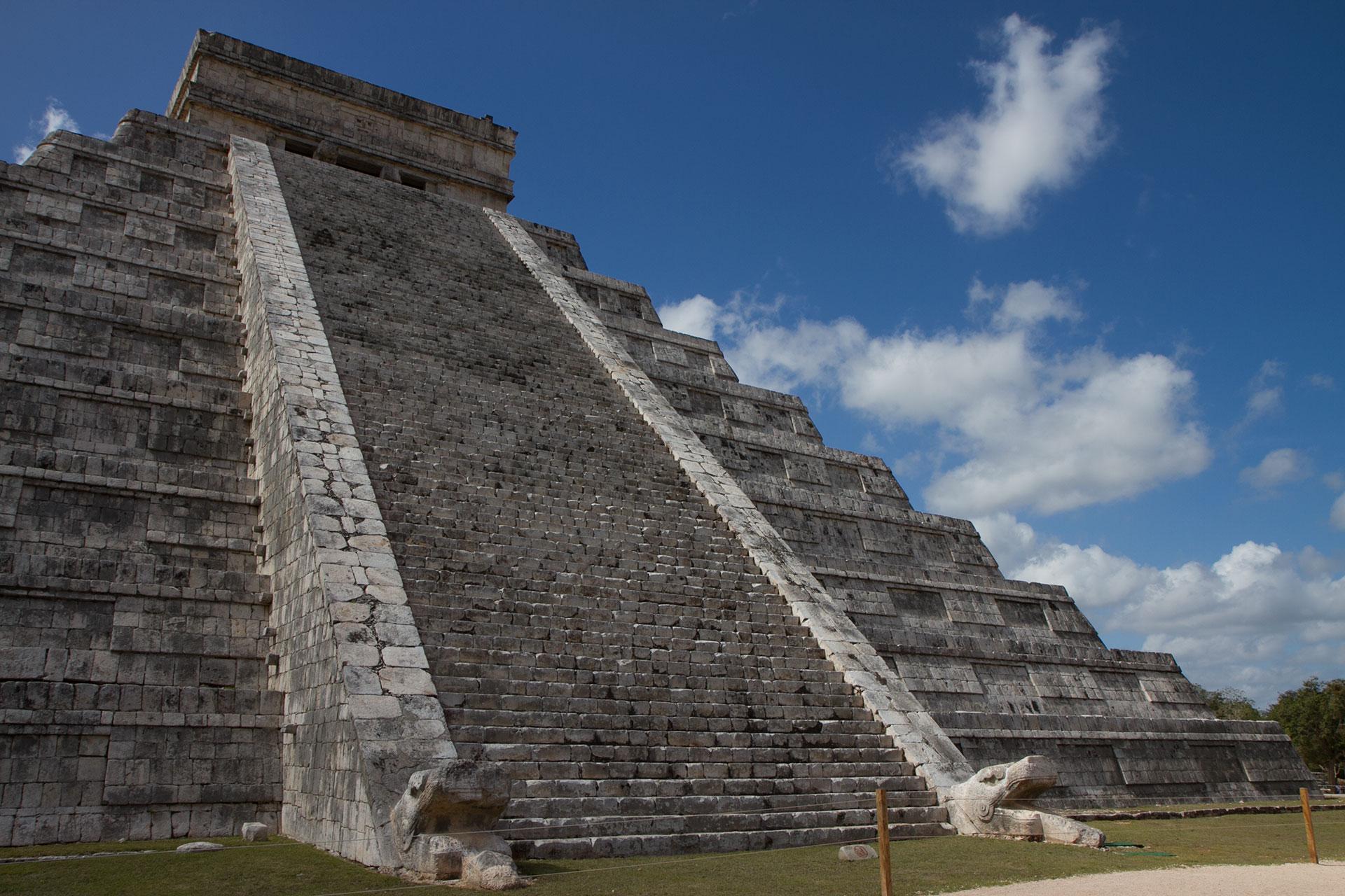 Chichen Itza ruins, Yucatan
