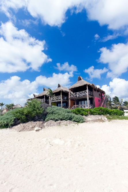 el Pez, Tulum, Luxury Cabanas