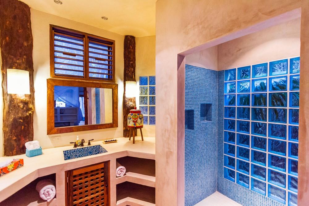 encantada tulum, ocean view room