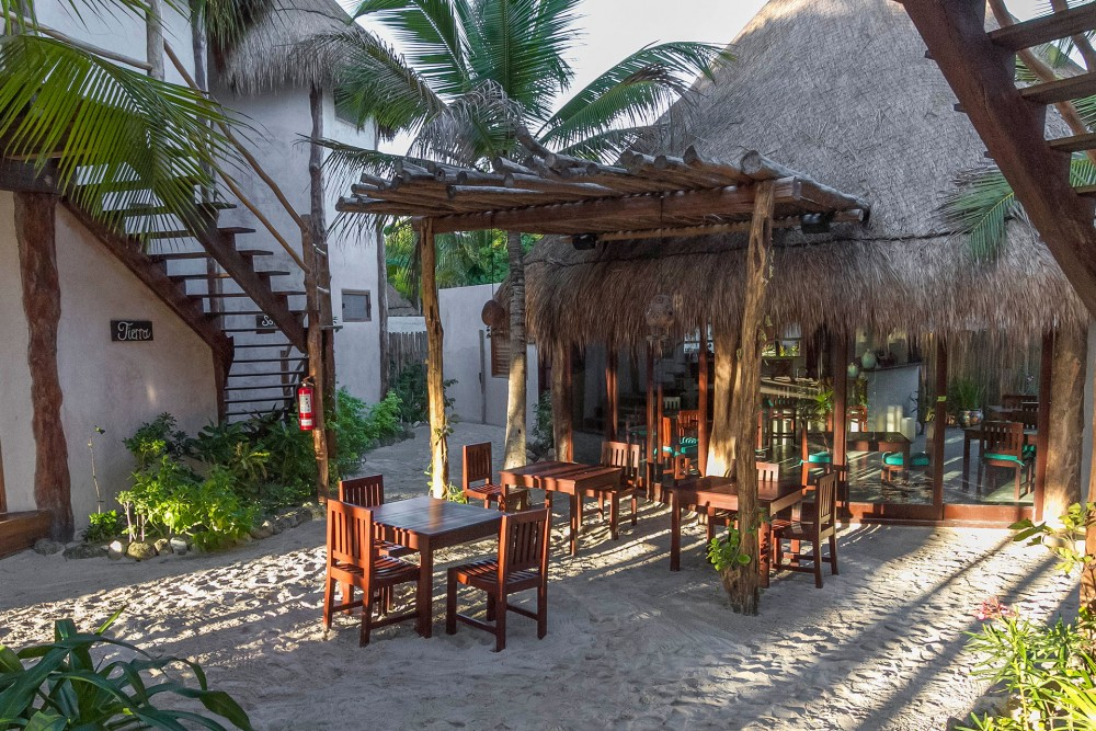 encantada tulum, the restaurant