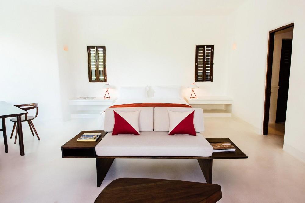 hotel esencia, ocean suite
