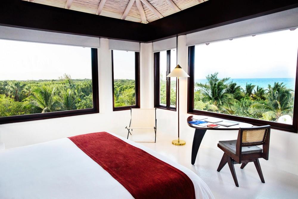hotel esencia, torre suite
