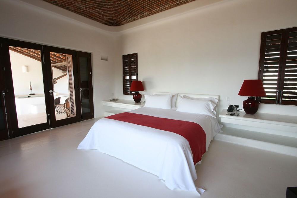 hotel esencia master suite rosa bedroom