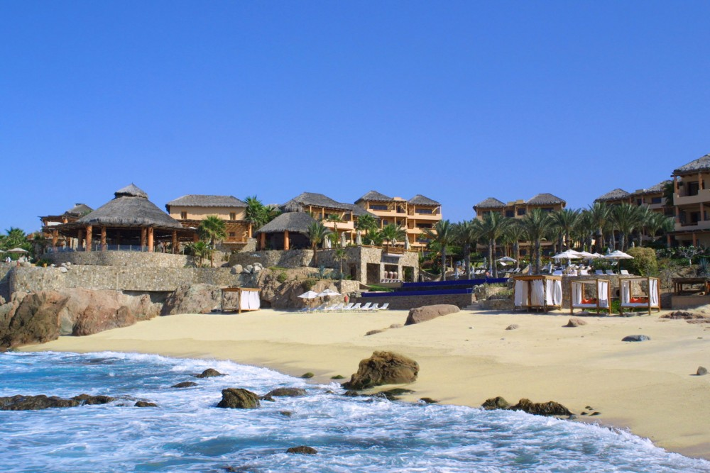 Esperanza, Los Cabos, the beach