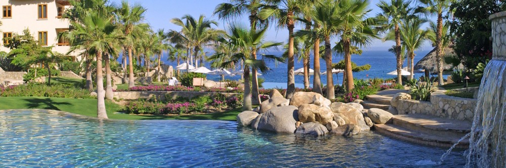 Esperanza, Los Cabos, the family pool