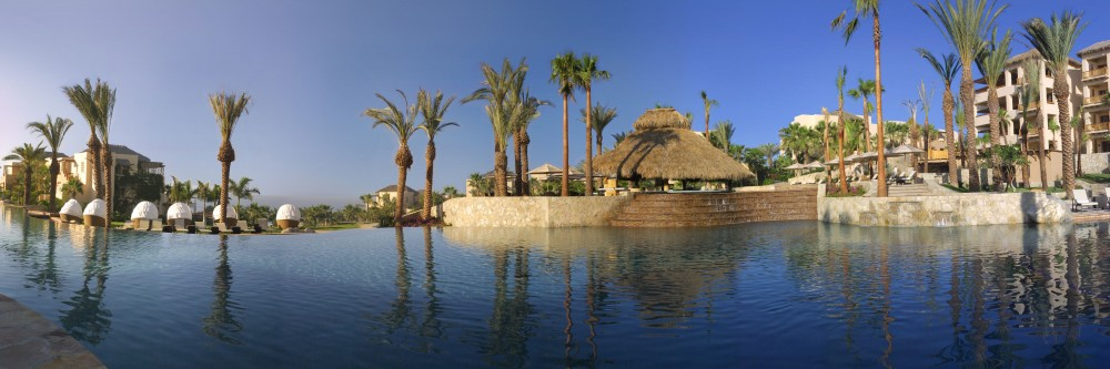 Esperanza, Los Cabos, the residences pool