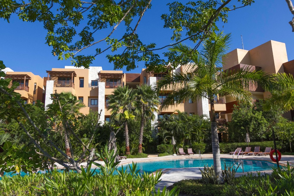 Fairmont Mayakoba, Fairmont rooms