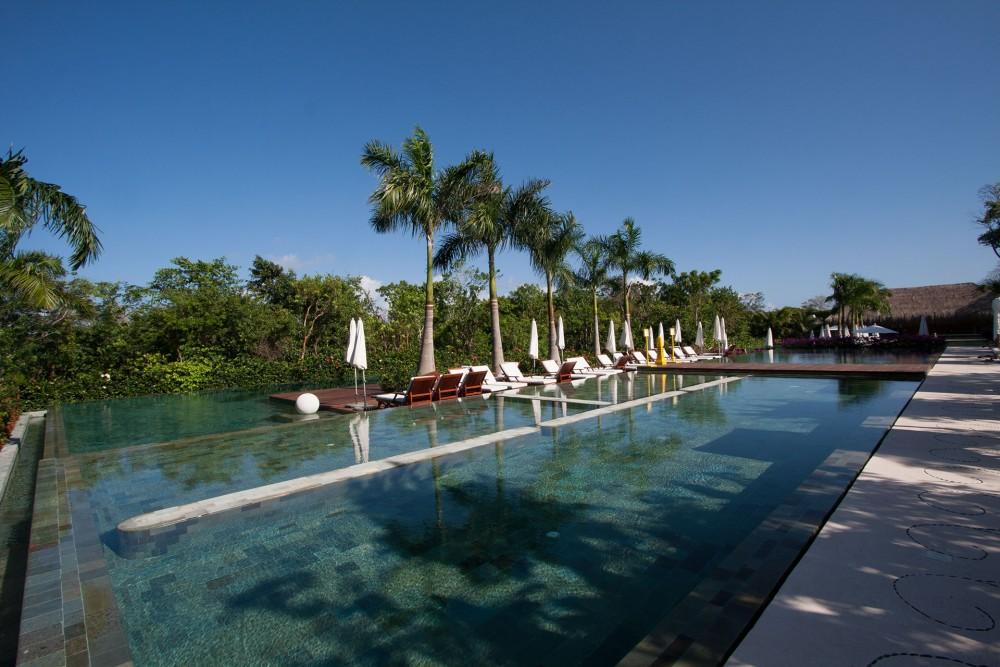 Grand Velas, Riviera Maya, the Zen Grand Pool