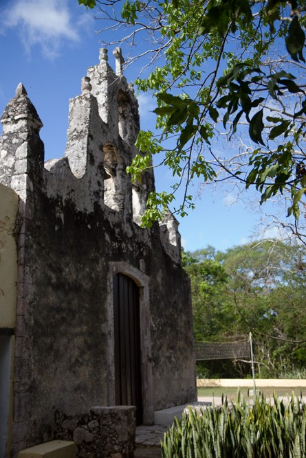 Hacienda Chichen, Chichen Itza