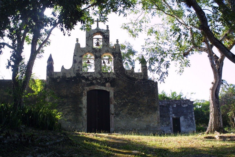 Hacienda Chichen, Chichen Itza, the chapel