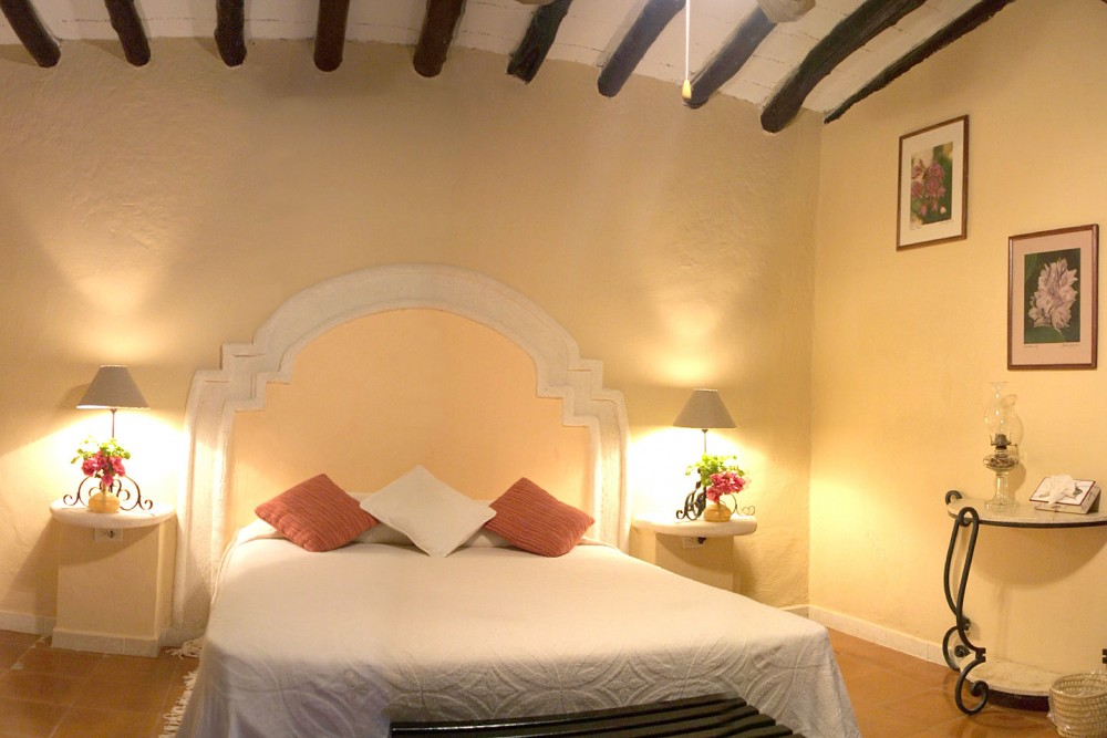 Hacienda Chichen, Chichen Itza, honeymoon room