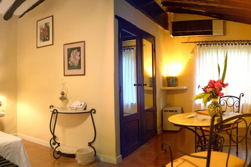 Hacienda Chichen, Chichen Itza, honeymoon room