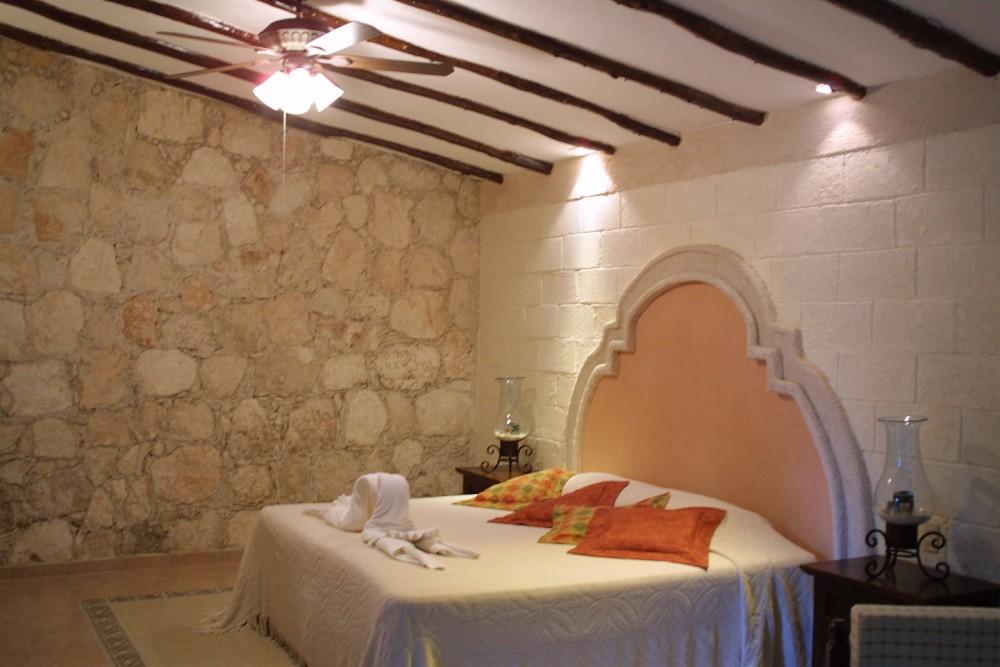 Hacienda Chichen, Chichen Itza, Master Suite