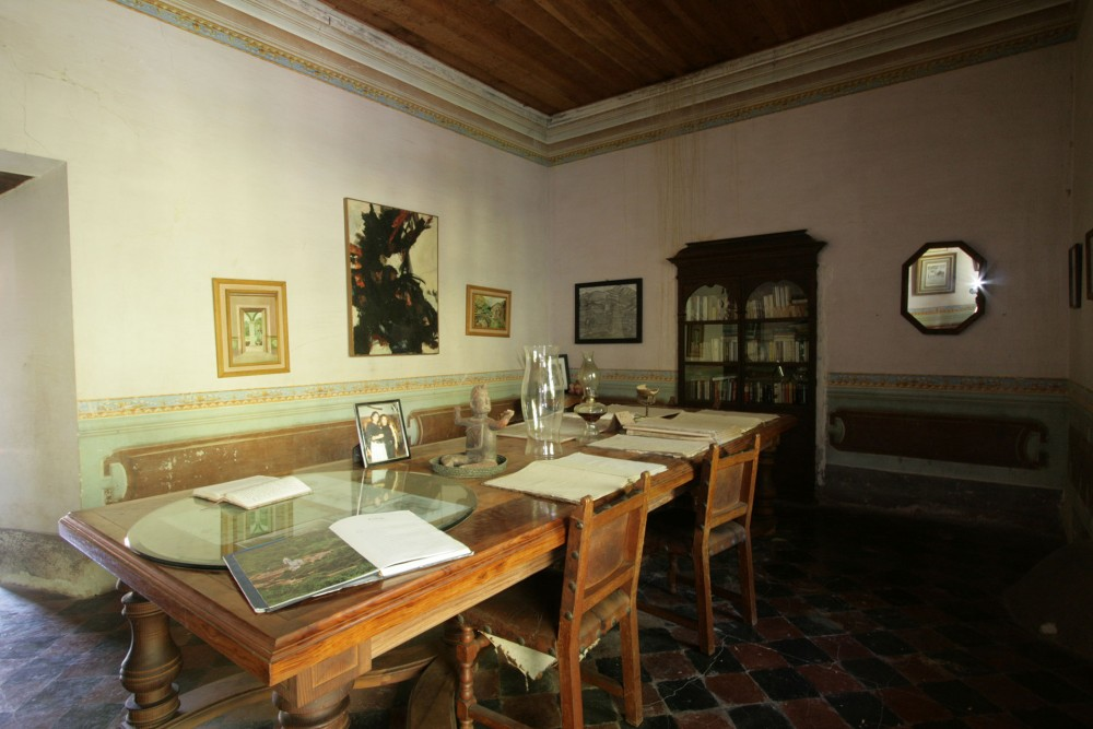 Hacienda Jalisco, San Sebastian del Oeste, the museum
