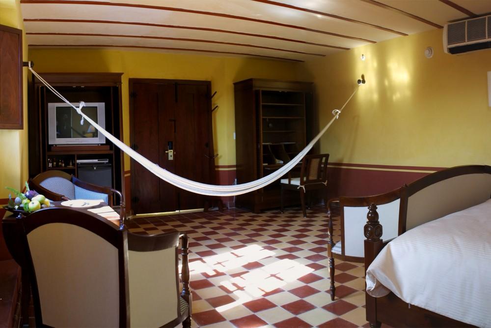 Hacienda Puerta Campeche, deluxe suite