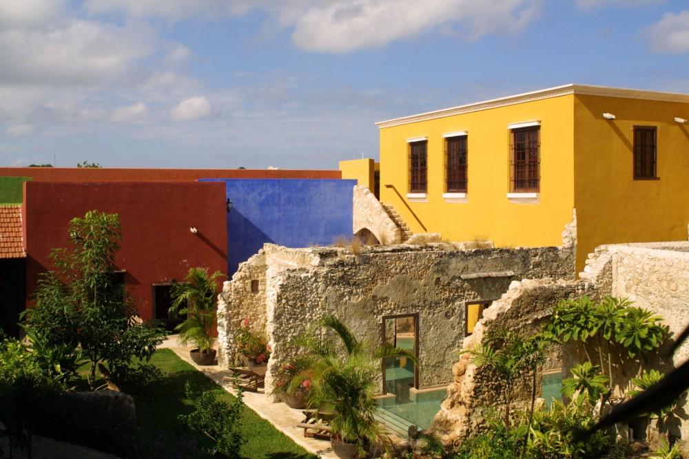 Hacienda Puerta Campeche, Campeche, the pool