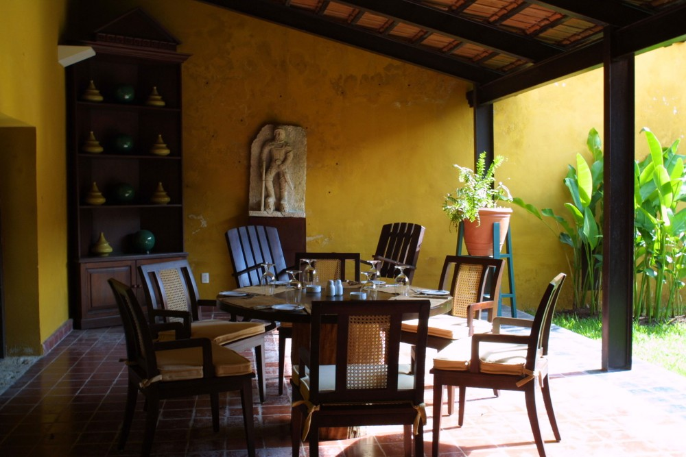 Hacienda Puerta Campeche, Campeche, the restaurant