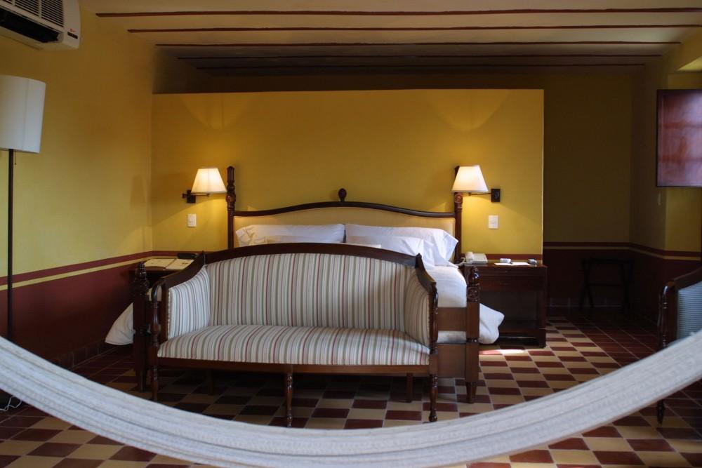 Hacienda Puerta Campeche, standard room
